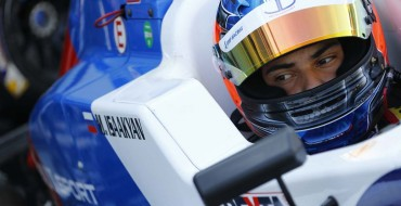 Five new drivers join SMP F4