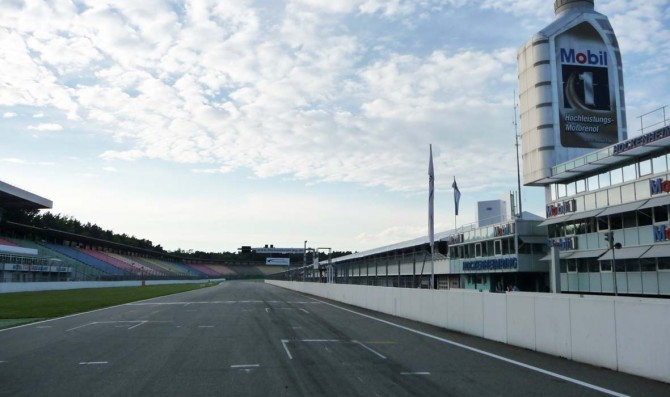 German Grand Prix cancelled