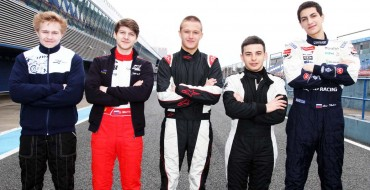 Maseratis hit track at Vallelunga