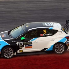 Comini first-ever TCR race winner