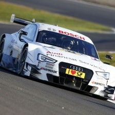 Muller fastest in the DTM tests