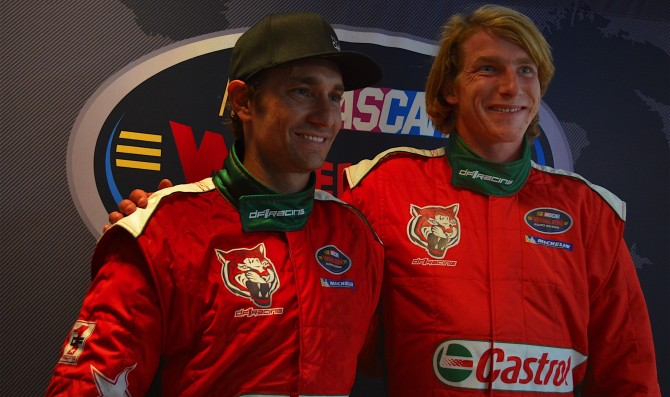 Lauda-Hunt team up in NWES