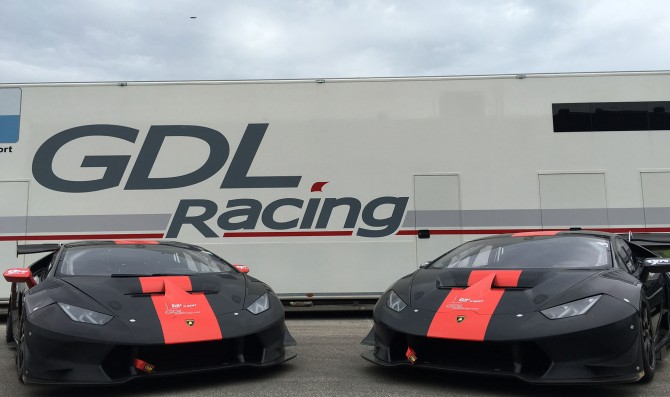 GDL makes debut at Monza