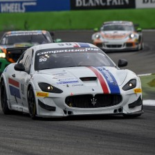 Maserati claim one-two at Monza