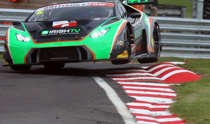 First victory for Lamborghini Huracan GT3