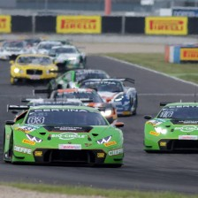 Second place for GRT at Lausitz