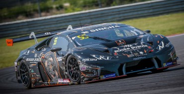 Michimi completes sweep at Glen