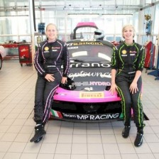 MP Racing nel GT italiano