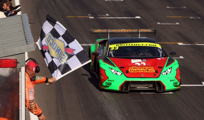 Stunning double victory for Barwell