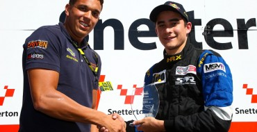 GT Asia adjusts silver-silver pairings for 2017
