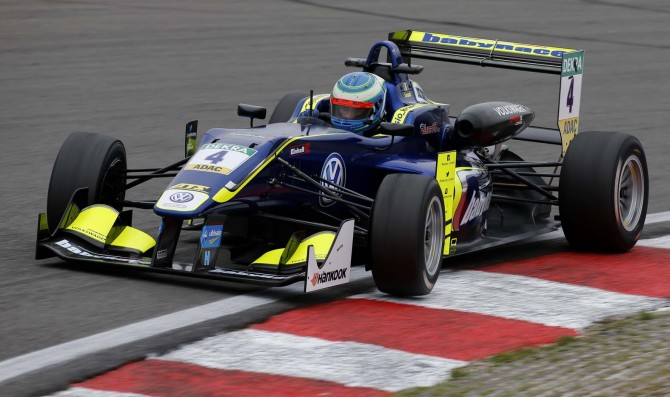 Carlin announce line-up for Zandvoort