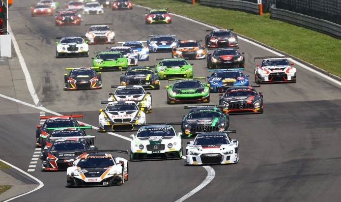Sprint title race hotting up in Hungary