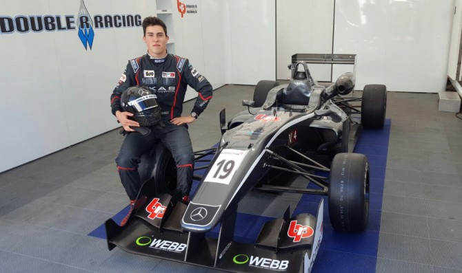Randle top rookie on Masters of F3