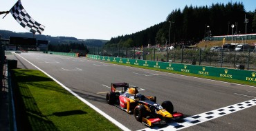 Gasly claims third win of the season
