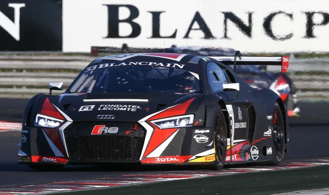 Budapest: a Mies-Ide la Qualifying Race