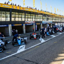 Four drivers join SMP F4