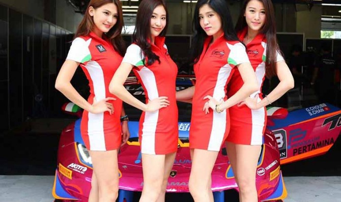 Taiwan Top Speed 'Angels' set for new season