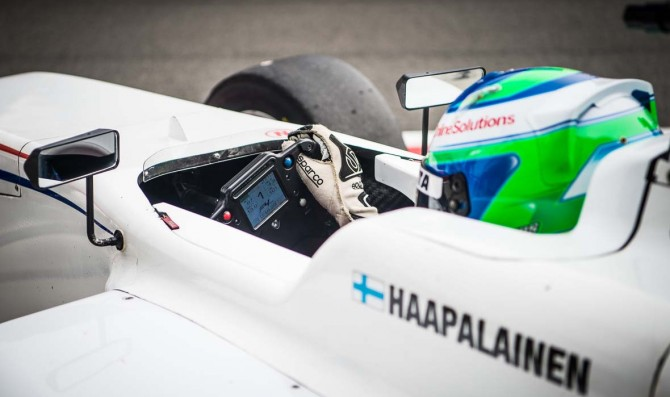 Haaplainen aims for the title