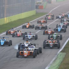 Italian F4 gets underway in Misano