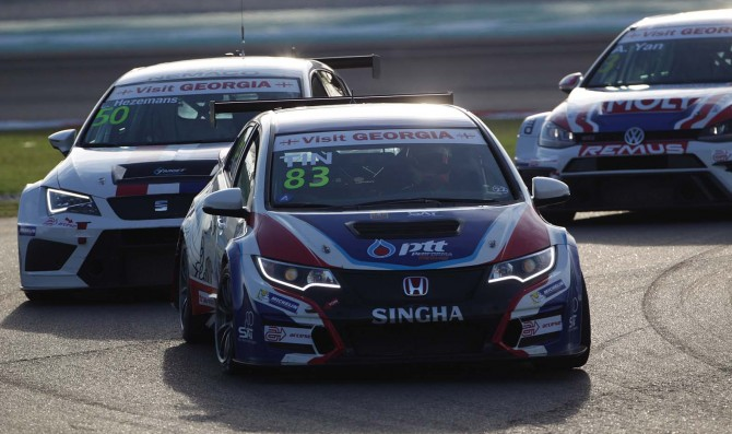 Super Taikyu launches a TCR class