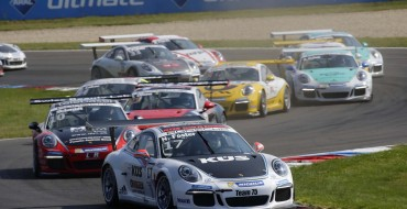 23 drivers selected for GT3 Junior Program