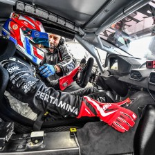 Kodric to partner Stuvik in Huracan GT3
