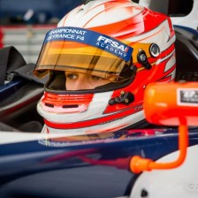 Charpentier makes British F3 debut