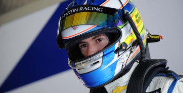 Caygill ready for Blancpain GT