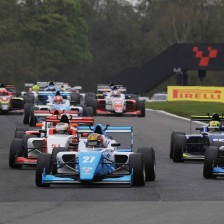 British F3 set for the second round