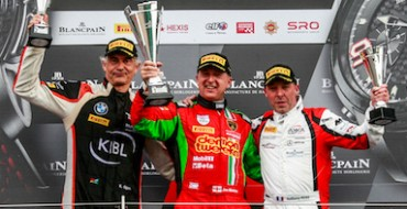 Blancpain GT Asia heads to Buriram