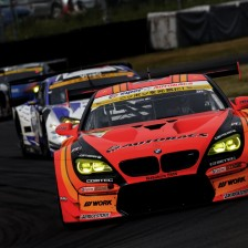 Walkinshaw celebrates first GT300 podium