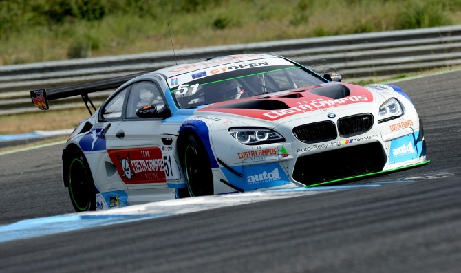 Nelson Piquet jr to race at Spa