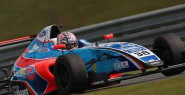 Norris fastest at Spa