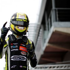 Norris dominates at Spa