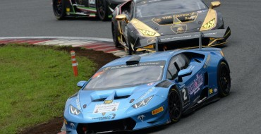 Das set for penultimate race weekend