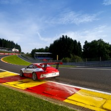 Olsen claims double pole at Spa