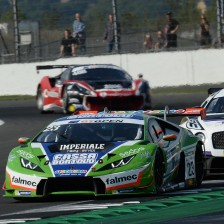 Imperiale leader in GT Open