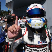 Campbell wins at Monza
