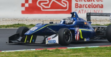 Mohnhaupt graduates to British F3
