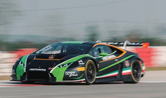 FFF Racing Team enters two cars