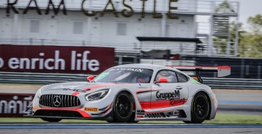 Vanthoor in pole con Manthey