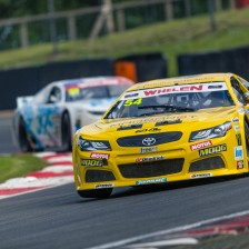 Day tops practice at Brands Hatch
