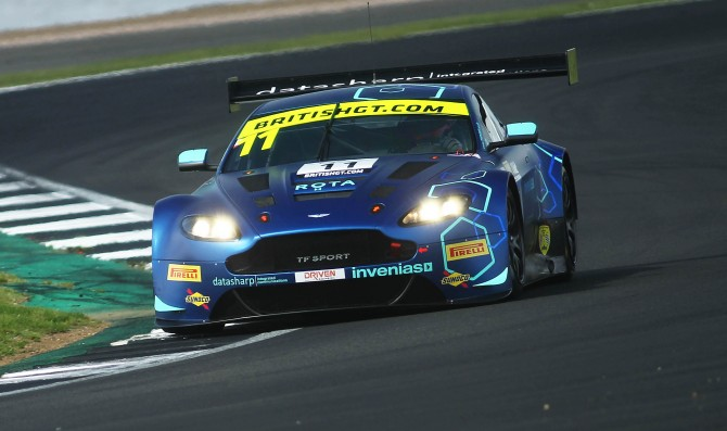 Aston secures Silverstone 500 victory