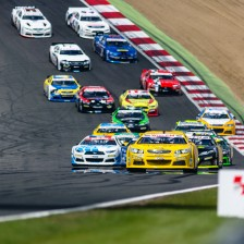 A Brands Hatch il NASCAR GP UK