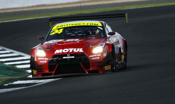 Maiden pole for RJN Nissan